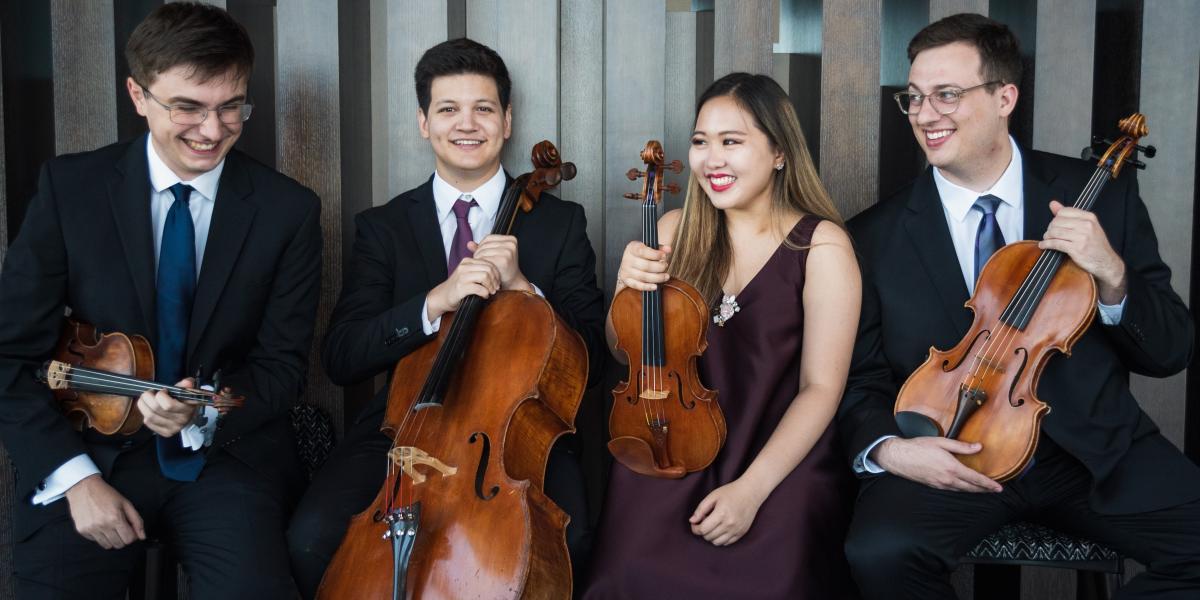 Balourdet String Quartet